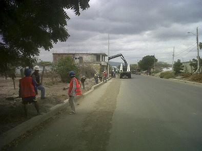 Mejoran alumbrado en barrios y vías