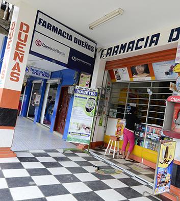 No más farmacias en el área urbana de Portoviejo