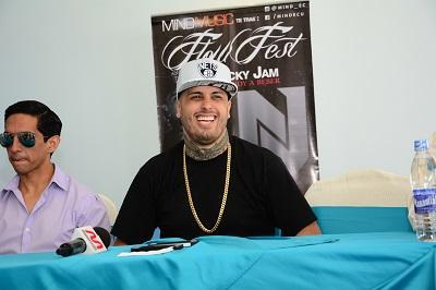 Nicky Jam hará travesuras en Santo Domingo