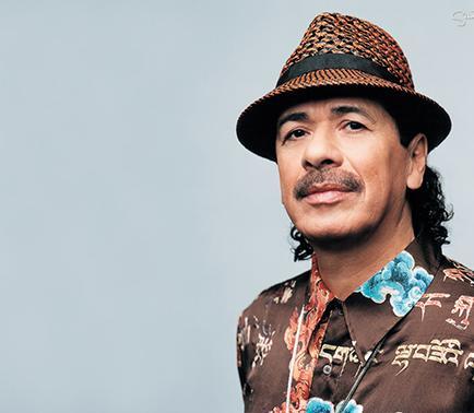 Santana logra el récord de The Rolling Stones