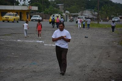 Piden un semáforo en la entrada a Puerto Limón