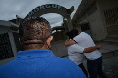 Risas macabras en la antigua morgue de Santo Domingo