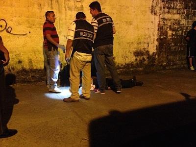 Hombre muere baleado en Santo Domingo