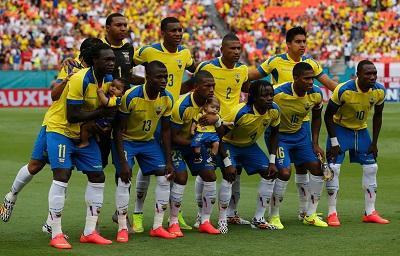La Selección de Ecuador sube al puesto 26 del ranking FIFA