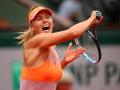 Sharapova remonta a Bouchard y accede a su tercera final de Roland Garros