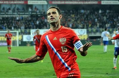 Román Shirókov, clave de la selección rusa, se queda sin Mundial por una lesión
