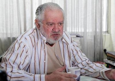 Muere el escritor ecuatoriano Pedro Saad Herrería