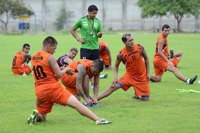 Liga de Portoviejo define su equipo para enfrentar al Macará