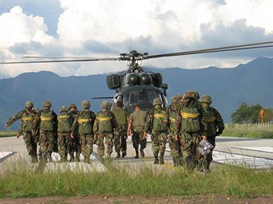 Cierran las redes sociales militares