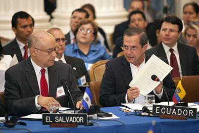 De la OEA anuncian donación de  $1 millón a la CIDH