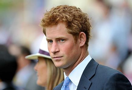 El Príncipe Harry estará en Brasil y Chile y asistirá al Mundial