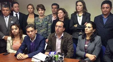 Ricaurte votó con Alianza PAIS