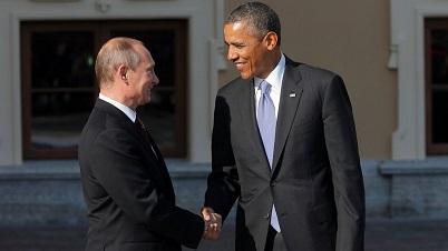 Putin y Obama se reunieron por primera vez desde la anexión de Crimea