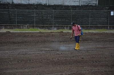 Estadio Olímpico de Santo Domingo contará con nuevo césped