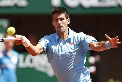 Novak Djokovic clasifica a su segunda final en el Roland Garros