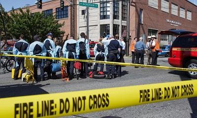 Tiroteo en la universidad de Seattle dejó un muerto y tres heridos