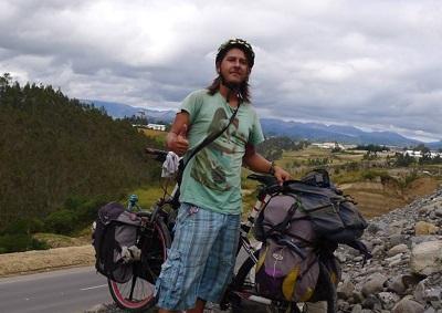 De México a Manta en 'bici'