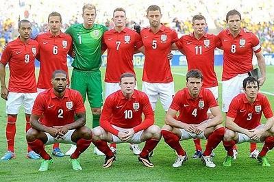 Honduras e Inglaterra ultiman entre sí preparación antes de viajar a Brasil