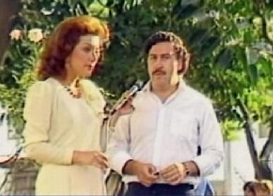 Examante de Pablo Escobar dice que estudia llevar su vida al cine con Bardem