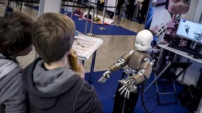 La robótica está en busca de modelos inteligentes más cercanos a los humanos