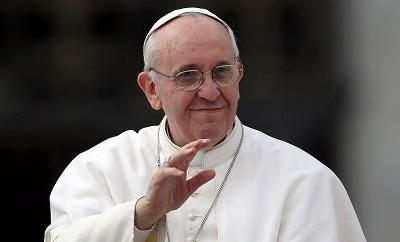 El papa pide oraciones para poder servir a la Iglesia hasta la muerte