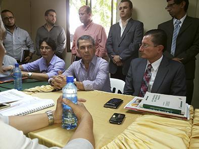 Alcalde Casanova defiende creación de las cinco empresas (VIDEO)