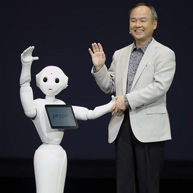 Crean Robot que percibe emociones