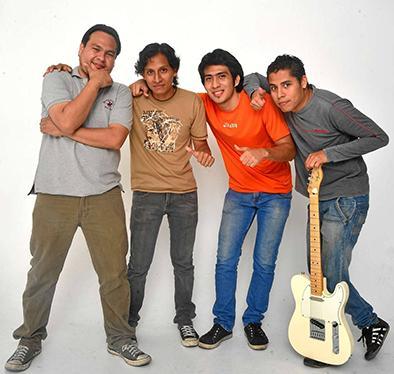 """Seis grupos en la final de  """"Guerra de Bandas 2014"""""""