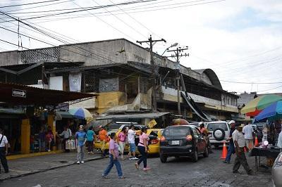 Comerciantes del mercado de Santo Domingo deberán reciclar