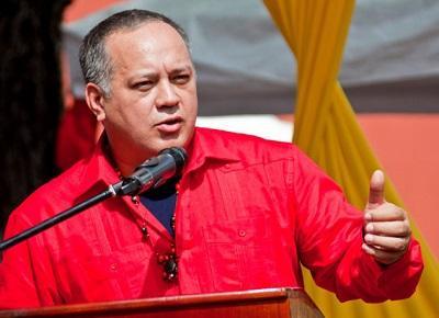 La 'derecha' irá contra chavistas si el magnicidio tiene éxito, dice Cabello