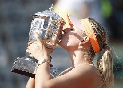Maria Sharapova impone su experiencia y gana su segundo Roland Garros