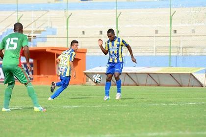 El Delfín pierde 1-0 ante Técnico Universitario en Ambato