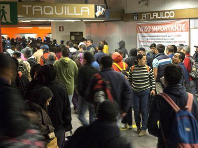 Cierran estación de metro al estadio de Sao Paulo