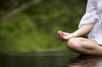 Meditación saludable