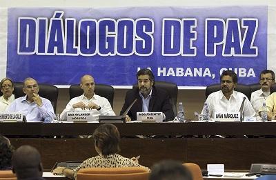 Las FARC anuncian nuevo cese el fuego por elecciones colombianas