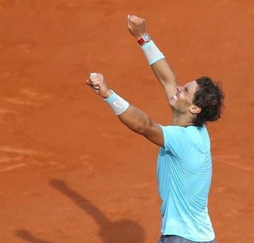 Rafael Nadal remonta a Novak Djokovic y gana su noveno Roland Garros