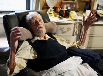 Muere el hombre más viejo del mundo a los 111 años