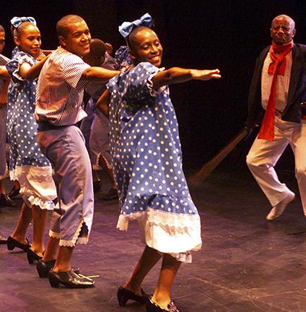 Aporte afroperuano destacado con programa