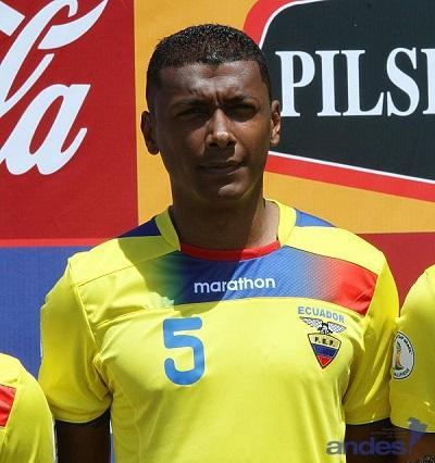 Oswaldo Minda es convocado para el Mundial en lugar de Segundo Castillo