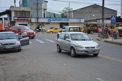 Asfaltado cambió la imagen de la avenida Carlota Jaramillo de Santo Domingo