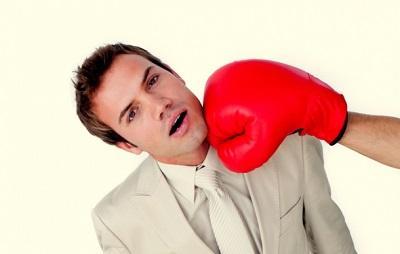 El rostro masculino evolucionó para reducir el efecto de los puñetazos, según científicos