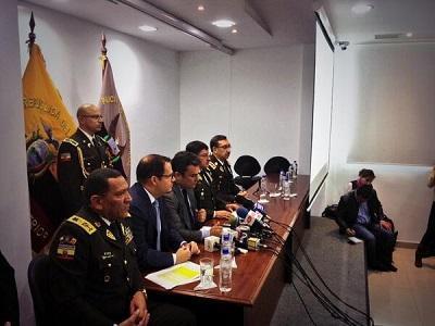 322 miembros de la Policía Nacional son separados de la institución