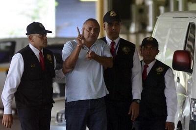 Ecuador formalizó el pedido de extradición de Galo Lara
