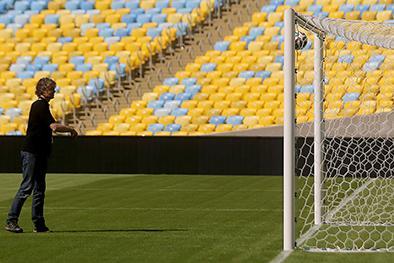 La FIFA presenta un sistema detector automático de goles en el Maracaná