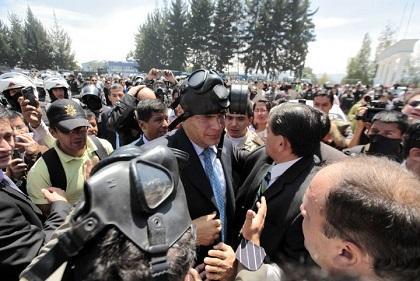 El 30-S se registró un intento de golpe de Estado blando, según informe de comisión