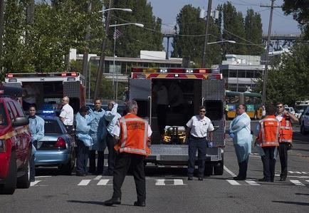 Al menos dos muertos en tiroteo en instituto de Oregón