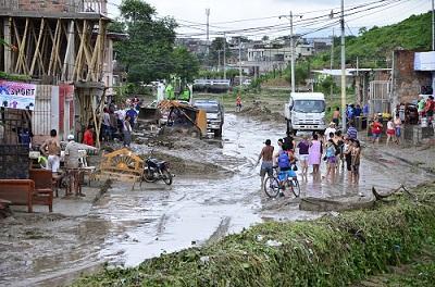 Manta se alista ante la posible llegada del fenómeno 'El Niño'