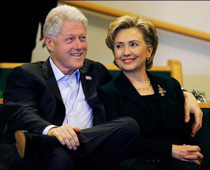 Hillary Clinton dice que su familia salió de la Casa Blanca en 'bancarrota'