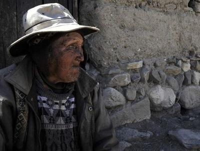Fallece el indígena aimara considerado el hombre más longevo del mundo