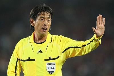 Policía japonés será el árbitro en el partido inaugural del Mundial Brasil 2014
